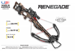 Tenpoint Renegade Crossbow Full Package